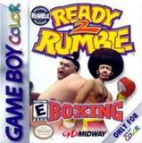 Ready 2 Rumble Boxing (Game Boy Color)