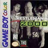 WWF WrestleMania 2000 (Game Boy Color)