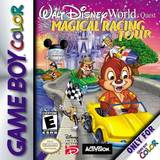 Walt Disney World Quest: Magical Racing Tour (Game Boy Color)