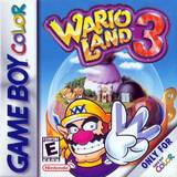 Wario Land 3 (Game Boy Color)