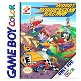 Woody Woodpecker Racing (Game Boy Color)