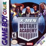X-Men: Mutant Academy (Game Boy Color)