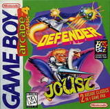 Arcade Classic 4: Defender / Joust (Game Boy)