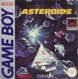 Asteroids (Game Boy)