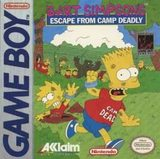 Bart Simpson's Escape from Camp Deadly (Game Boy)