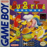 Burger Time Deluxe (Game Boy)