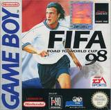 FIFA 98: Road to World Cup (Game Boy)