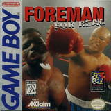Foreman For Real (Game Boy)
