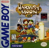 Harvest Moon GB (Game Boy)