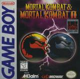 Mortal Kombat & Mortal Kombat II (Game Boy)