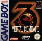 Mortal Kombat 3 (Game Boy)