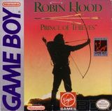 Robin Hood: Prince of Thieves (Game Boy)