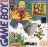 Simpsons: Bart and the Beanstalk, The (Game Boy)