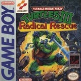 Teenage Mutant Ninja Turtles III: Radical Rescue (Game Boy)