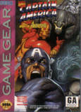 Captain America and the Avengers (Game Gear)