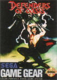 Defenders of Oasis (Game Gear)