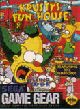 Krusty's Fun House (Game Gear)