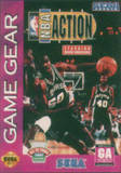 NBA Action starring David Robinson (Game Gear)