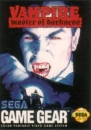 Vampire: Master of Darkness (Game Gear)