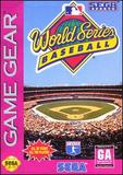 World Series Baseball (Game Gear)