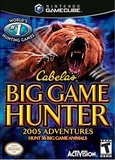 Cabela's Big Game Hunter 2005 Adventures (GameCube)