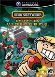 Codename: Kids Next Door: Operation: V.I.D.E.O.G.A.M.E. (GameCube)