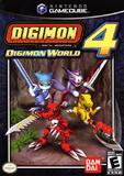 Digimon World 4 (GameCube)