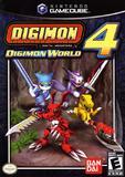 Digimon World 4 (GameCube)