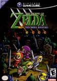 Legend of Zelda: Four Swords Adventures, The (GameCube)