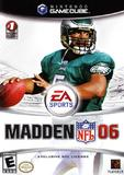 Madden NFL 06 (GameCube)