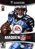Madden NFL 08 (GameCube)