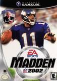 Madden NFL 2002 (GameCube)