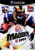 Madden NFL 2003 (GameCube)