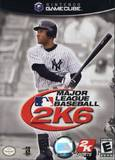 Major League Baseball 2K6 (GameCube)