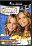 Mary-Kate and Ashley: Sweet 16: Licensed to Drive (GameCube)
