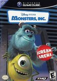 Monsters, Inc.: Scream Arena (GameCube)
