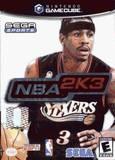 NBA 2K3 (GameCube)