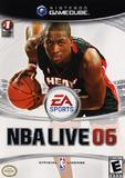 NBA Live 06 (GameCube)
