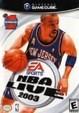 NBA Live 2003 (GameCube)