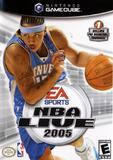 NBA Live 2005 (GameCube)