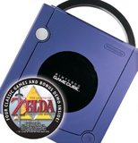 Nintendo GameCube -- The Legend of Zelda Collector's Edition (GameCube)