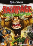 Rampage: Total Destruction (GameCube)