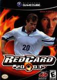 Red Card 2003 (GameCube)