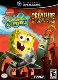 SpongeBob SquarePants: Creature From the Krusty Krab (GameCube)