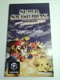 Super Smash Bros. Melee -- Manual Only (GameCube)