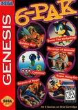 6-Pak (Genesis)