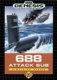 688 Attack Sub (Genesis)