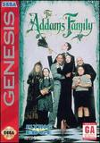 Addams Family, The (Genesis)