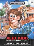 Alex Kidd in the Enchanted Castle (Genesis)