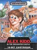 Alex Kidd in the Enchanted Castle (Genesis)